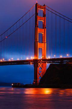 Le Golden Gate sur Denis Feiner