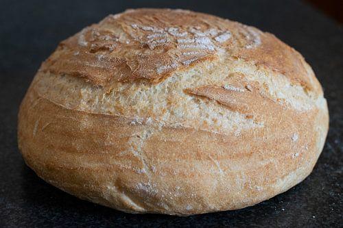 Mooi gebakken witbrood