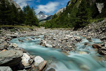 Großglockner und Ködnitzbach - Tirol - Österreich