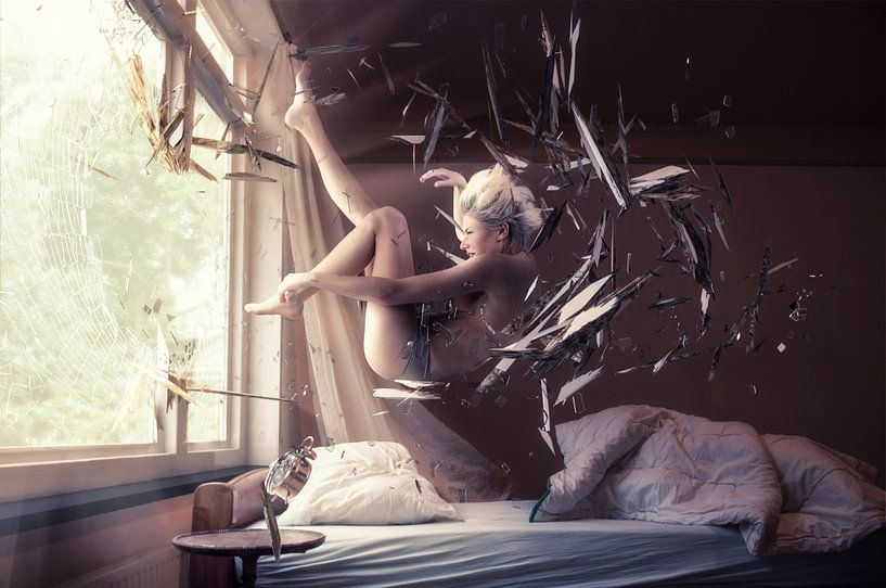 Falling Asleep von Stefan Witte
