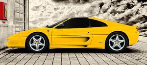 Ferrari F355 GTS F1 van aRi F. Huber