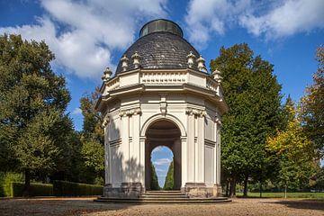Großer Garten Herrrenhausen, Tempel Remy de La Fosse, Hannover, Niedersachsen, Deutschland von Torsten Krüger