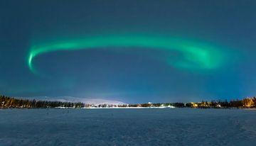 Noorderlicht boven Tromso