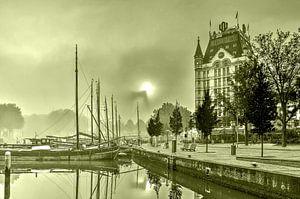 Le Brouillard chez le Vieux Port