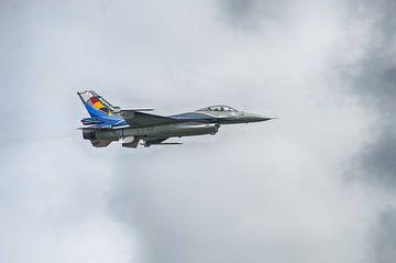 Belgische F16 van Mark Bolijn