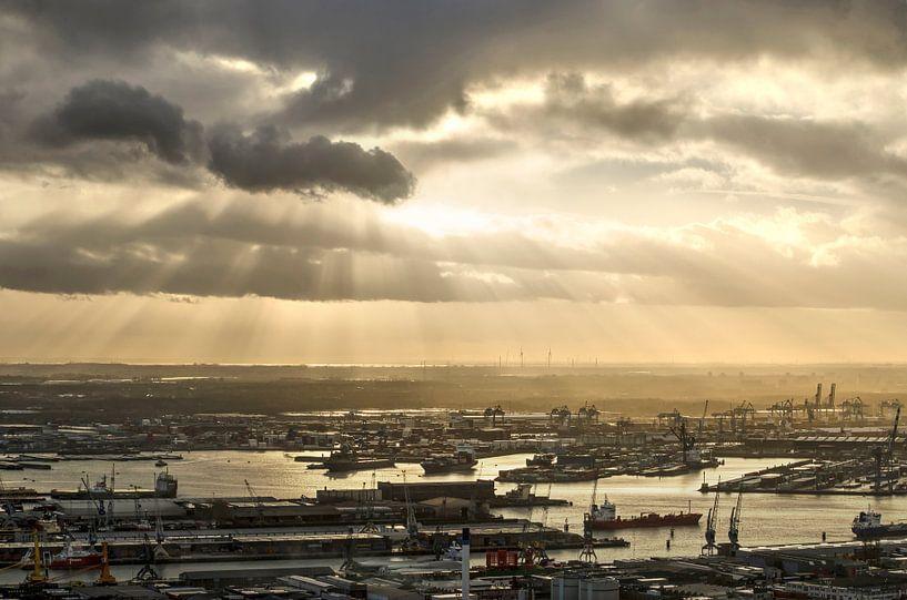 De hemel en de haven van Frans Blok