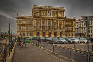 Boedapest wat ben je zo mooi - 2014 van Elmar Marijn Roeper