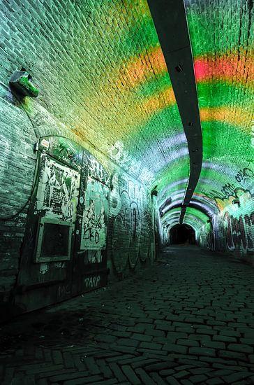 Tunnel in Utrecht