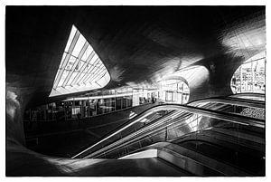 Arnhem station von Björn Massuger