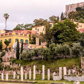 Photo de voyage Athènes, agora romaine sur Floris Trapman