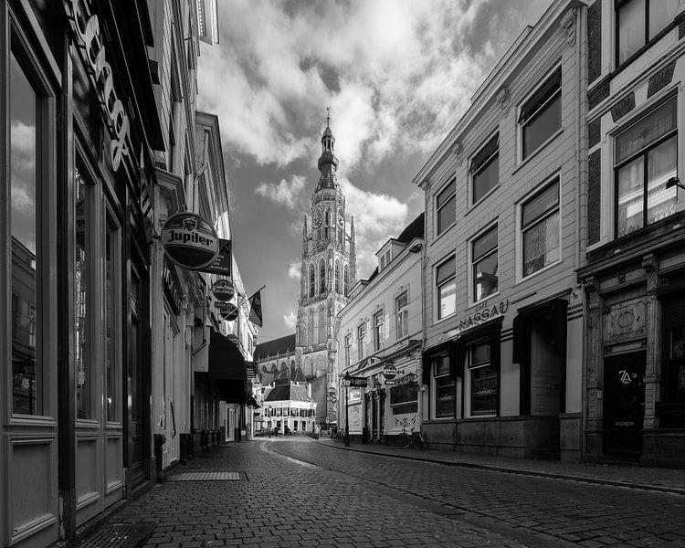 Uitgaanscentrum Breda Vismarktstraat van Jean-Paul Wagemakers