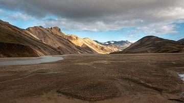 Vulkangebiet Landmannalaugar von Thomas Heitz
