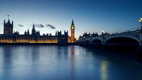 Westminster en Big Ben.