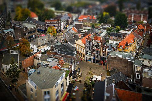 Tilburg van boven