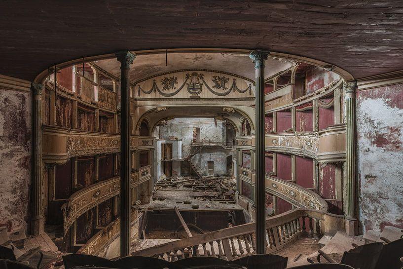 Avondje Theater van Wim van de Water