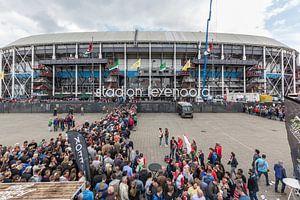 Feyenoord Kampioen 4 van