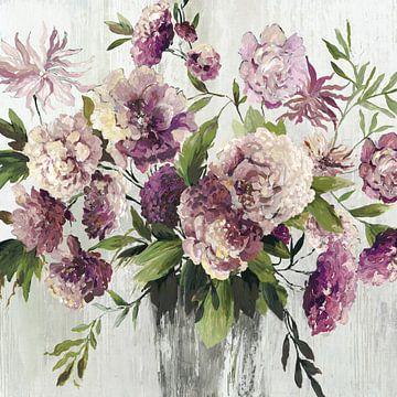 Violet Bouquet, Asia Jensen von PI Creative Art