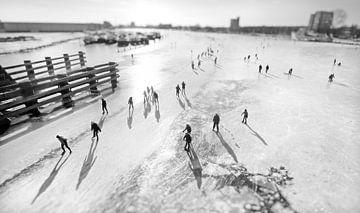 Haarlem IceSkaters van Dalex Photography