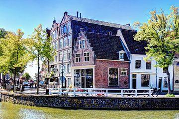 Hoorn Noord-Holland Pays-Bas centre-ville sur Hendrik-Jan Kornelis