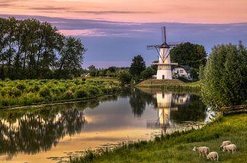 Mühle an der Linge von Adelheid Smitt