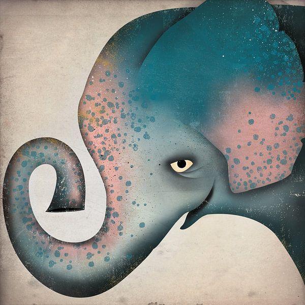 Elephant Wow II, Ryan Fowler von Wild Apple