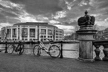 Stopera in Amsterdam