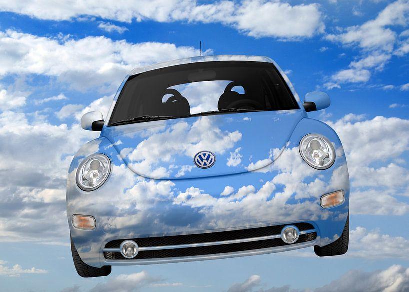 VW New Beetle von aRi F. Huber