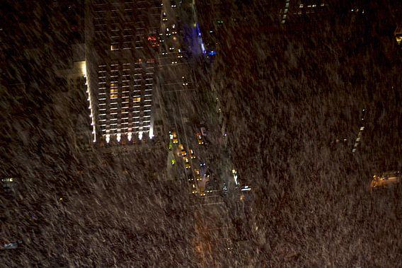 Rainy New York van Stefan Verheij