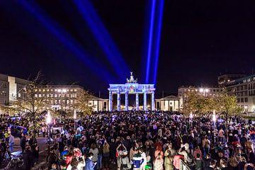 Pariser Platz und Brandenburger Tor von Frank Herrmann
