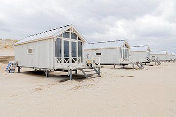 Overnachten op het strand aan de Nederlandse kust van HappyTravelSpots