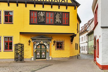 Maison zum Sonneborn, Erfurt sur Gunter Kirsch