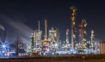 Exxon Botlek von Henk Smit