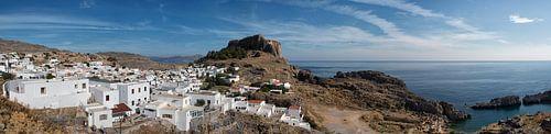 Lindos, Rhodos (Griekenland)