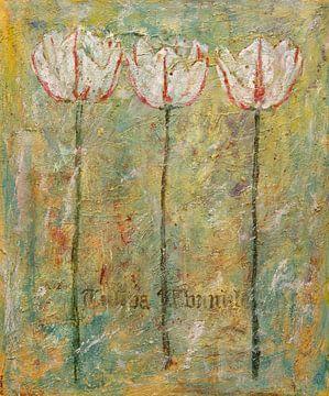 3 Tulpen von Els Hattink