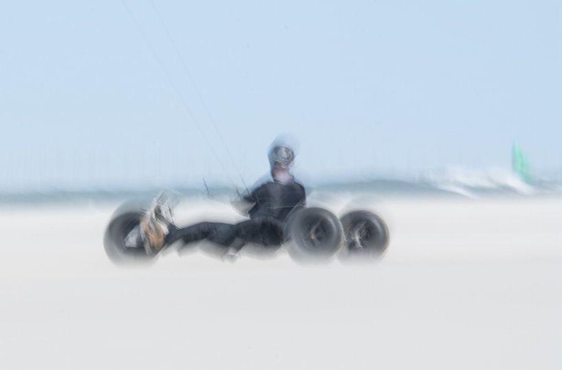 strandzeilen van Harry Siegers