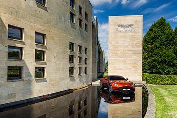 Aston Martin fabriek van RH Fotografie