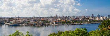 Skyline Havana van Rob Altena
