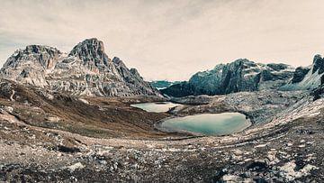 Die Bödenseen in den Dolomiten von Steffen Peters
