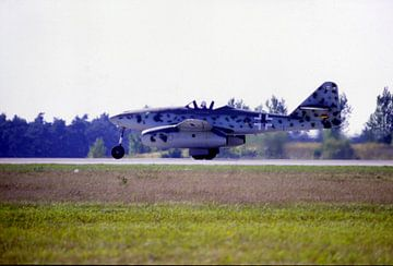 Me 262 van Joachim Serger