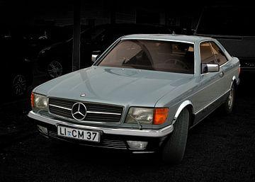 Mercedes-Benz C 126 in original color von aRi F. Huber