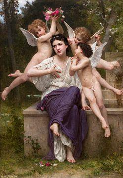 Traum vom Frühling, William-Adolphe Bouguereau