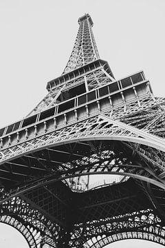 Eiffelturm Paris von Susan Schuurmans Fotografie