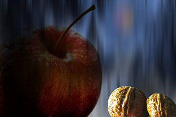 Concept Halloween : Appel en noten van Michael Nägele