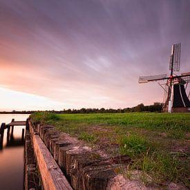 La ville, ses tulipes, moulins et autres monuments hollandais pour une décoration murale de qualité, grand format et urbaine