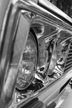 Auto koplampen van Johan Zwarthoed