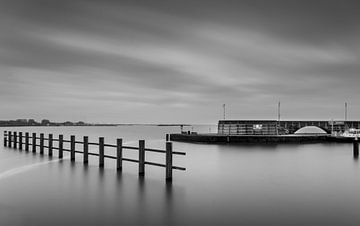 Markermeer (IJsselmeer) - Lelystad-Haven von Theo Hannink