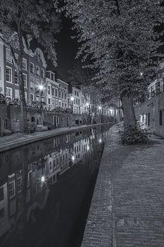 Nieuwegracht in Utrecht in de avond - 8 von Tux Photography