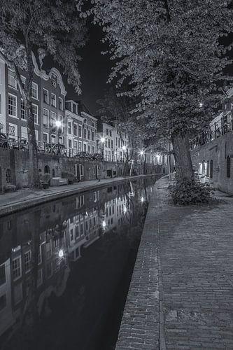 Utrecht by Night - Nieuwegracht - 8