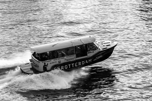 Watertaxi SS Rotterdam van