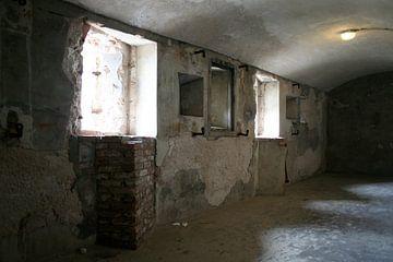 De ruine van ford kijkduin van Jan Mulder